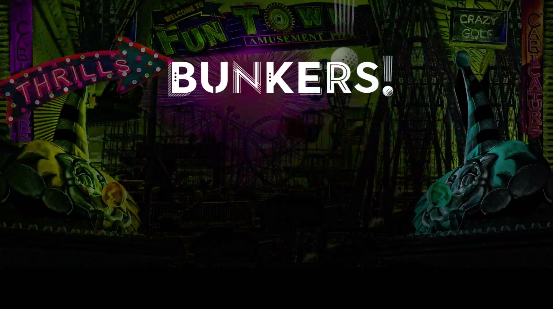 Bunkers Crazy Golf and Drinks